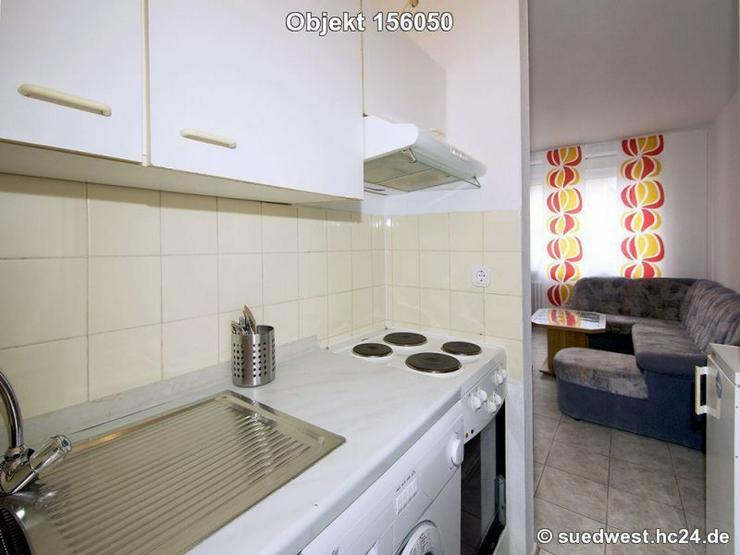 Bild 6: Ludwigshafen-Sued: Möblierte und renovierte helle 1 Zimmerwohnung