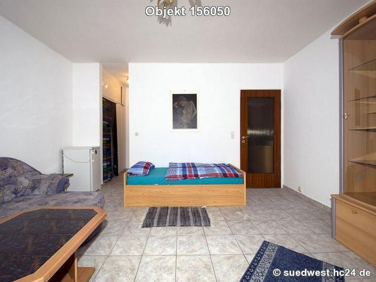 Ludwigshafen-Sued: Möblierte und renovierte helle 1 Zimmerwohnung