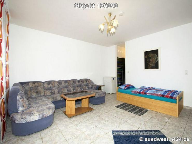 Bild 2: Ludwigshafen-Sued: Möblierte und renovierte helle 1 Zimmerwohnung
