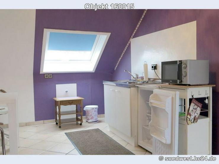 Bild 3: Mannheim-Sandhofen: 2-Zimmer-Dachgeschosswohnung