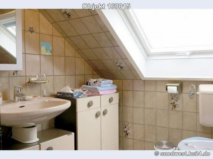Bild 5: Mannheim-Sandhofen: 2-Zimmer-Dachgeschosswohnung
