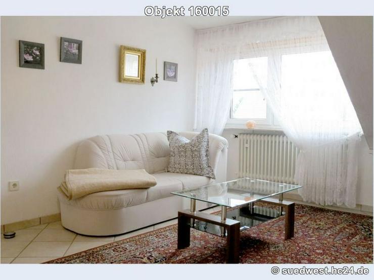 Mannheim-Sandhofen: 2-Zimmer-Dachgeschosswohnung - Bild 1