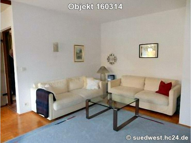 Darmstadt-Eberstadt: Großzügige 4-Zimmer Wohnung
