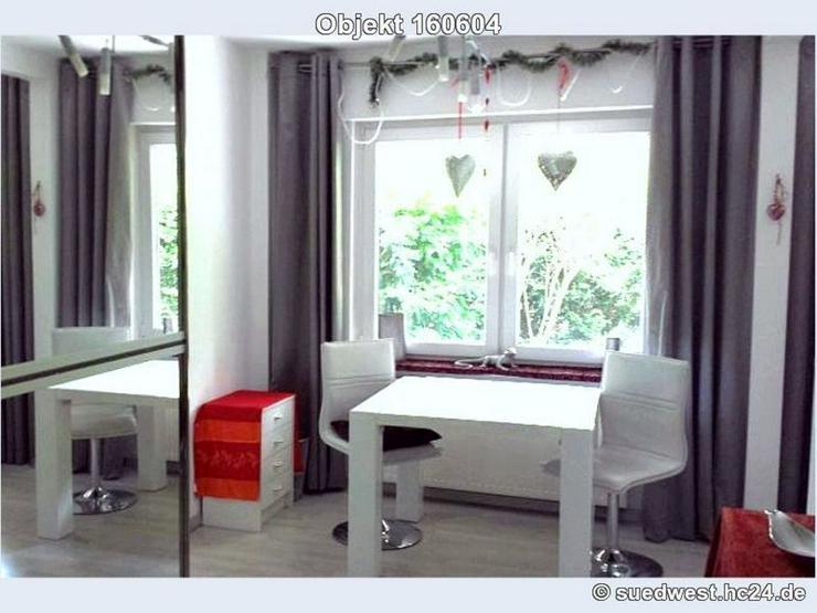 Karlsruhe-Waldstadt: Möblierte 3-Zimmer-Wohnung - Wohnung mieten - Bild 1