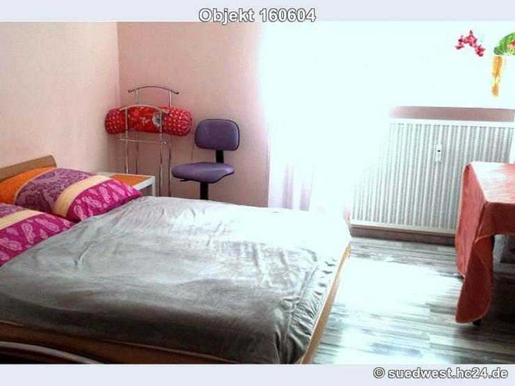 Bild 3: Karlsruhe-Waldstadt: Möblierte 3-Zimmer-Wohnung