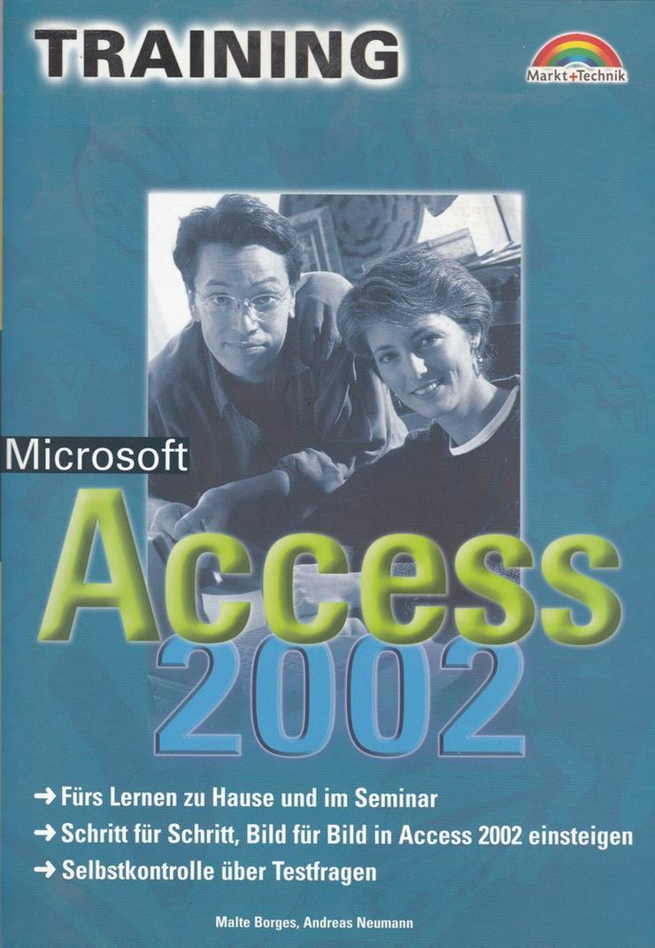 Bild 11: Access - Bücher zur MS Datenbanksoftware
