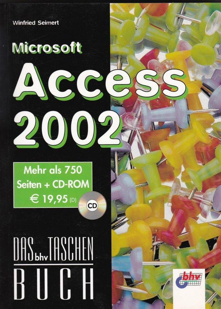 Bild 3: Access - Bücher zur MS Datenbanksoftware