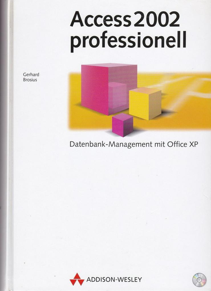 Access - Bücher zur MS Datenbanksoftware - Computer & IT - Bild 5
