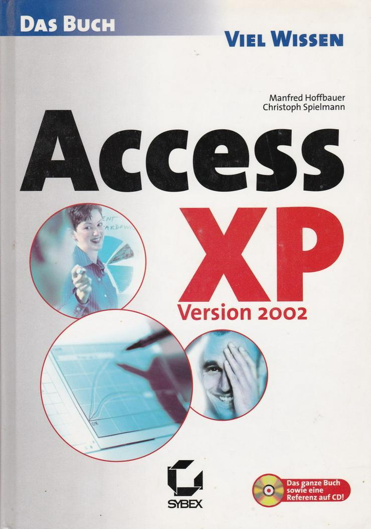 Bild 6: Access - Bücher zur MS Datenbanksoftware