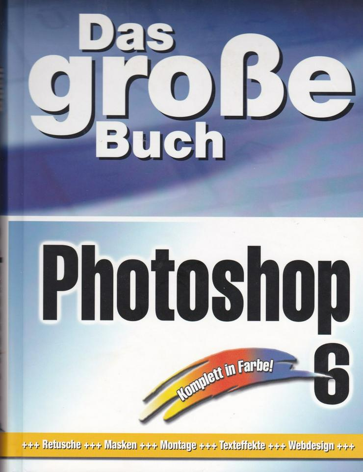 Photoshop - Bücher zur Software