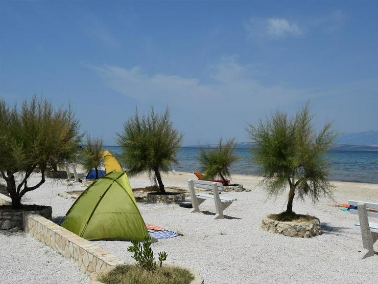 Bild 5: FeWo am Meer Insel Vir Kroatien