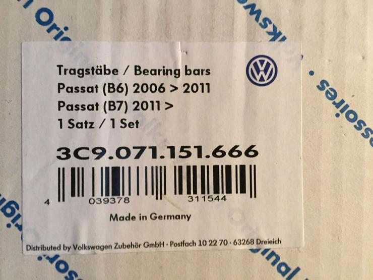 Dachgepäckträger, Grundträger VW Passat Variant