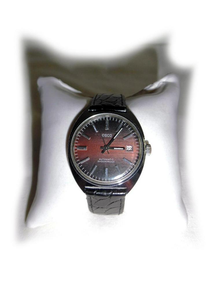 Selten elegante Armbanduhr von Osco - Automatic