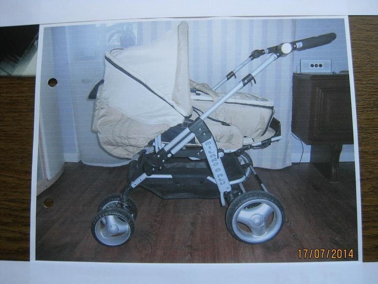 Kinderwagen - Babyzubehör & Kinderzubehör - Bild 1