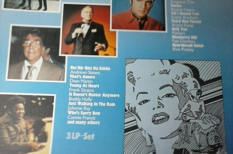 Sammelalbum  Remember the 50