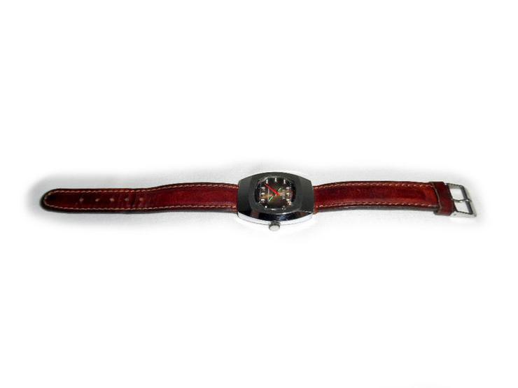 Bild 2: Seltene Elida Armbanduhr