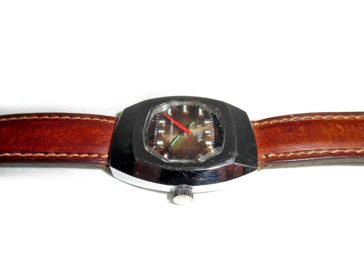 Bild 3: Seltene Elida Armbanduhr