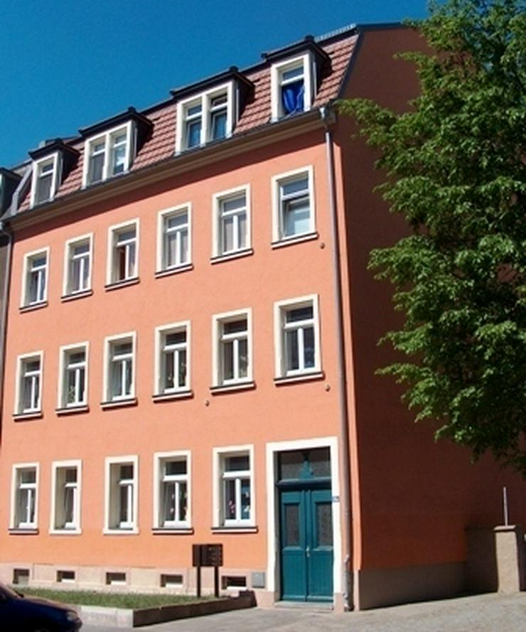 Kleine 3-Raum-Wohnung in zentraler Lage! - Wohnung mieten - Bild 1