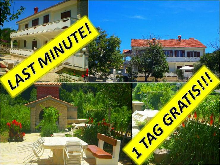 FERIENWOHNUNG A6+2, INSEL RAB-KROATIEN - Ferienwohnung Kroatien - Bild 1