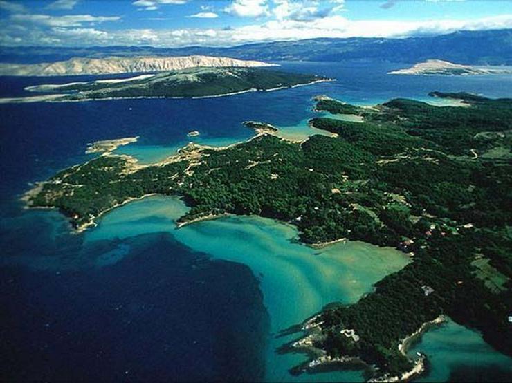 Bild 2: Baugrundstück zum Verkauf, Insel Rab, Kroatien