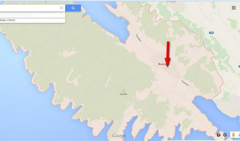 Bild 5: Baugrundstück zum Verkauf, Insel Rab, Kroatien