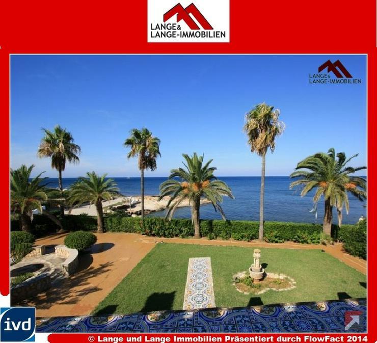 Denia - Denia - Rarität - Villa mit direkter Lage am Meer - Spanien Immobilien - Auslandsimmobilien - Bild 1