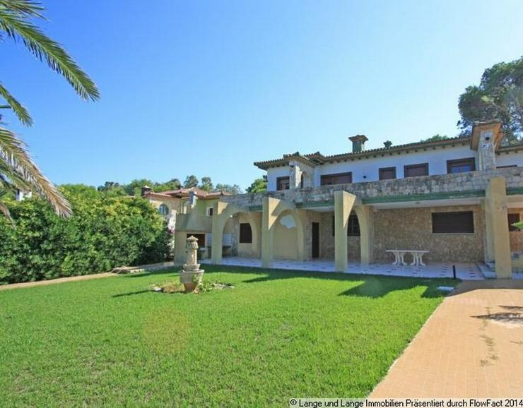 Bild 4: Denia - Denia - Rarität - Villa mit direkter Lage am Meer - Spanien Immobilien