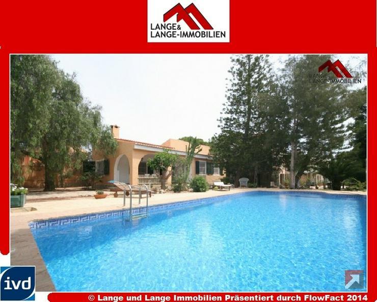 La Zenia - feiner Landsitz mit Pool und nur ca. 100 m zum Strand - Auslandsimmobilien - Bild 1