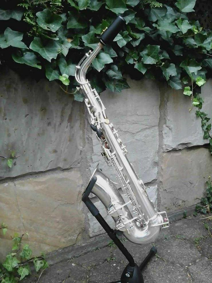 Saxophonunterricht - Instrumente - Bild 1