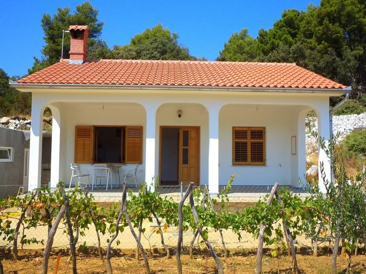 Haus in der Nähe von Strand- INSEL RAB-KROATIEN - Ferienhaus Kroatien - Bild 1
