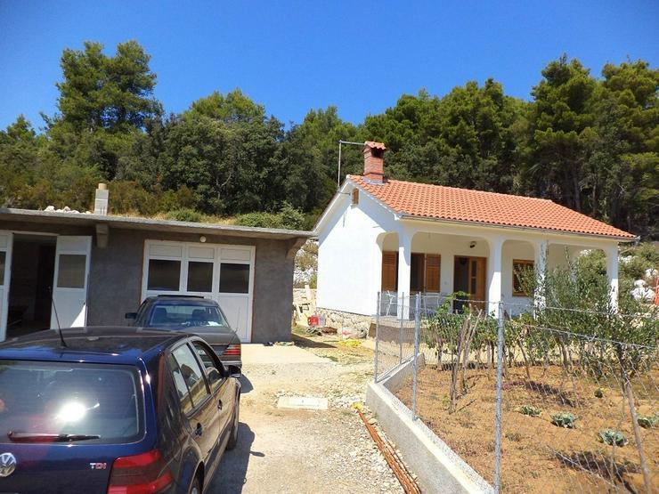 Bild 2: Haus in der Nähe von Strand- INSEL RAB-KROATIEN