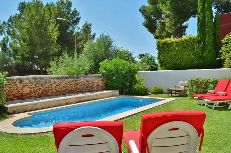 Gemütliches Chalet mit eigenem Pool am Golfplatz Santa Ponsa