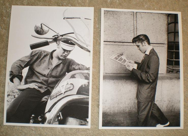 Elvis Presley Postkarten (VB)