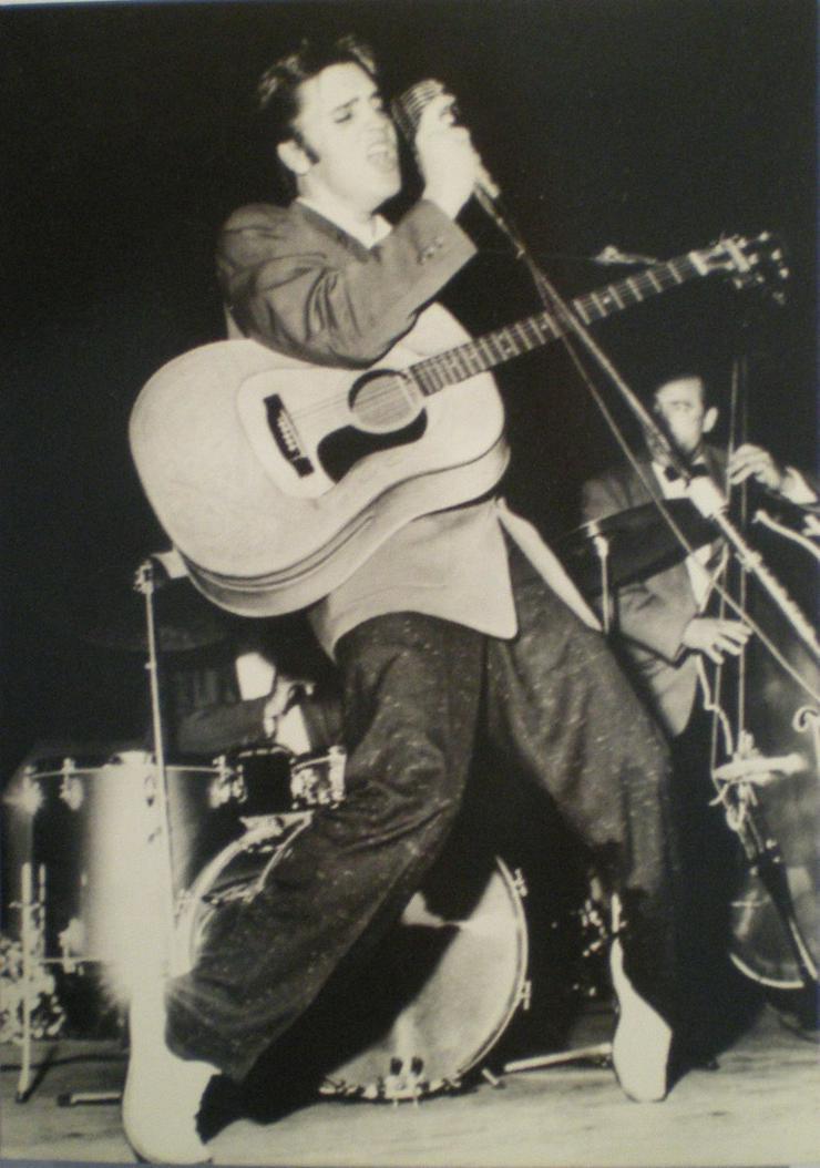 Bild 4: Elvis Presley Postkarten (VB)