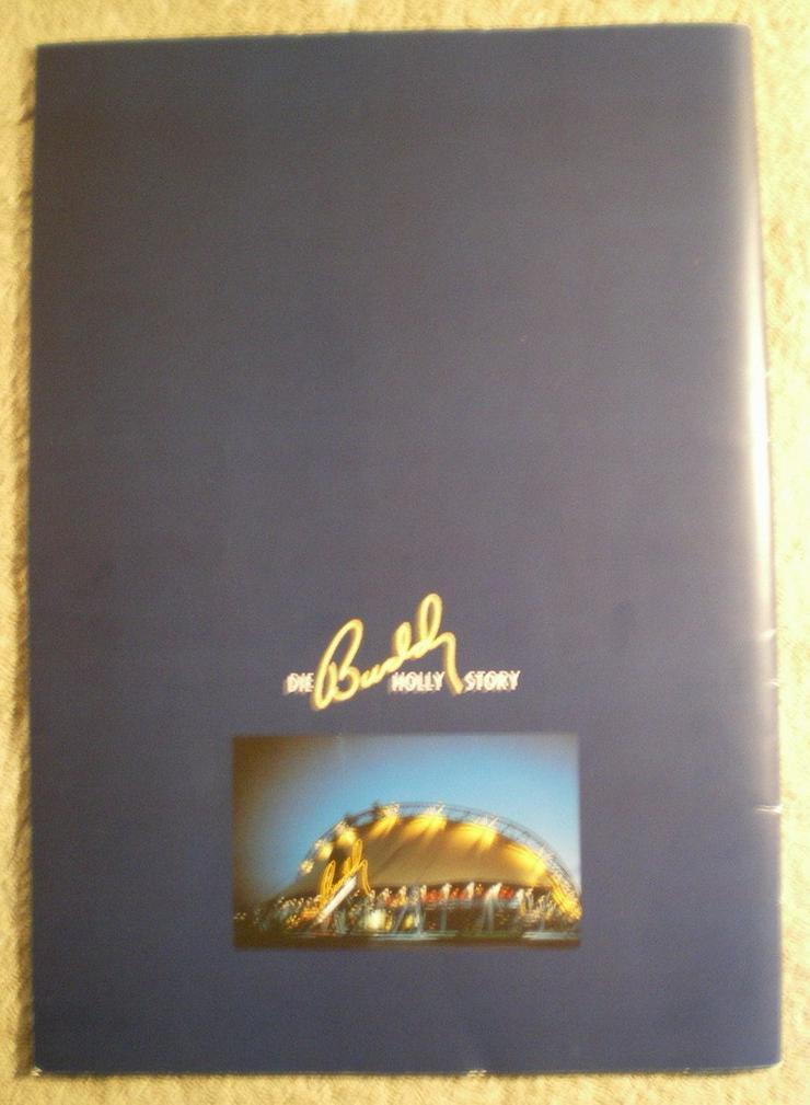 Bild 2: Buddy Holly Story Musical 1996 Hamburg (FP) noch 1 x Preis runter gesetzt !