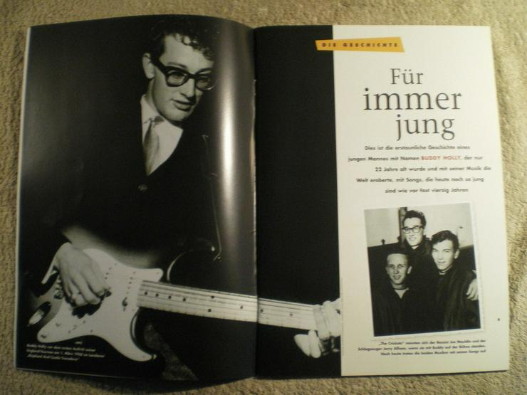 Bild 4: Buddy Holly Story Musical 1996 Hamburg (FP) noch 1 x Preis runter gesetzt !