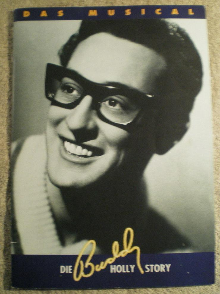 Buddy Holly Story Musical 1996 Hamburg (FP) noch 1 x Preis runter gesetzt !