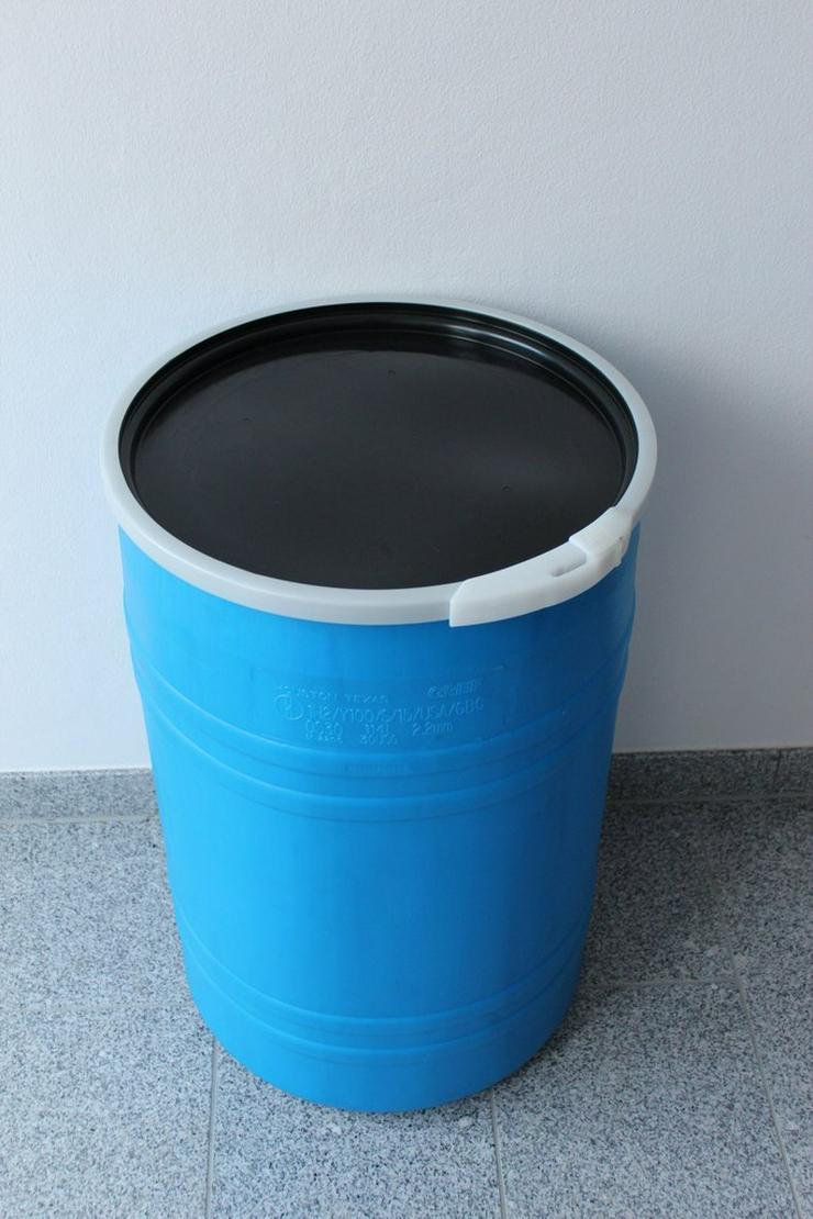 Rekonditioniert Kunststofffässer