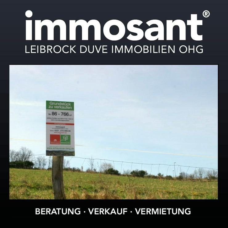 Unverbaubare Fernsicht in der Eifel - 766,00 qm - GS-SB86 - Grundstück kaufen - Bild 1