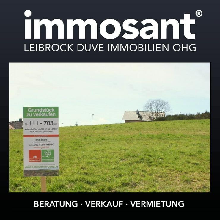 Unverbaubare Fernsicht in der Eifel - 703,00 qm - GS-SB111 - Grundstück kaufen - Bild 1