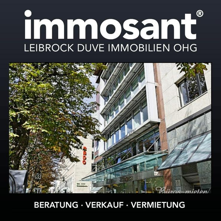 Top-Lage: Düsseldorf - City Königsallee. Moderne Ausstattung. Provisionsfrei - VB12064 - Gewerbeimmobilie mieten - Bild 1