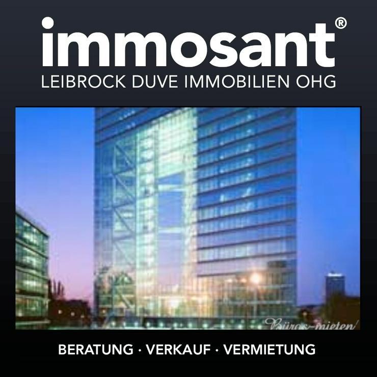 Top-Lage: Düsseldorf - Stadttor Medienhafen. Moderne Ausstattung. Provisionsfrei - VB1206...