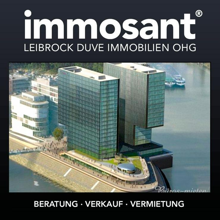 Top-Lage: Düsseldorf - Hafenspitze. Moderne Ausstattung. Provisionsfrei - VB12066