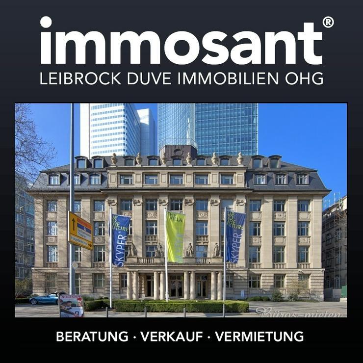 Top-Lage: Frankfurt - Skyper Villa. Moderne Ausstattung. Provisionsfrei - VB12069 - Gewerbeimmobilie mieten - Bild 1