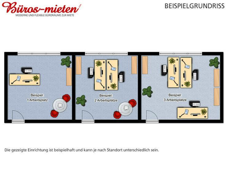 Bild 4: Top-Lage: Frankfurt - Herriots. Moderne Ausstattung. Provisionsfrei - VB12074