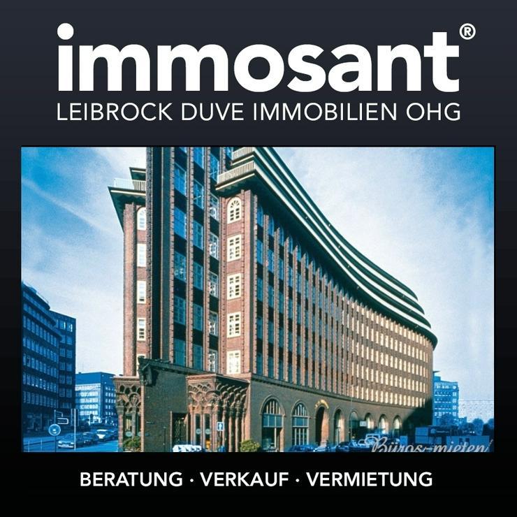 Top-Lage: Hamburg - Chilehaus. Moderne Ausstattung. Provisionsfrei - VB12077 - Gewerbeimmobilie mieten - Bild 1