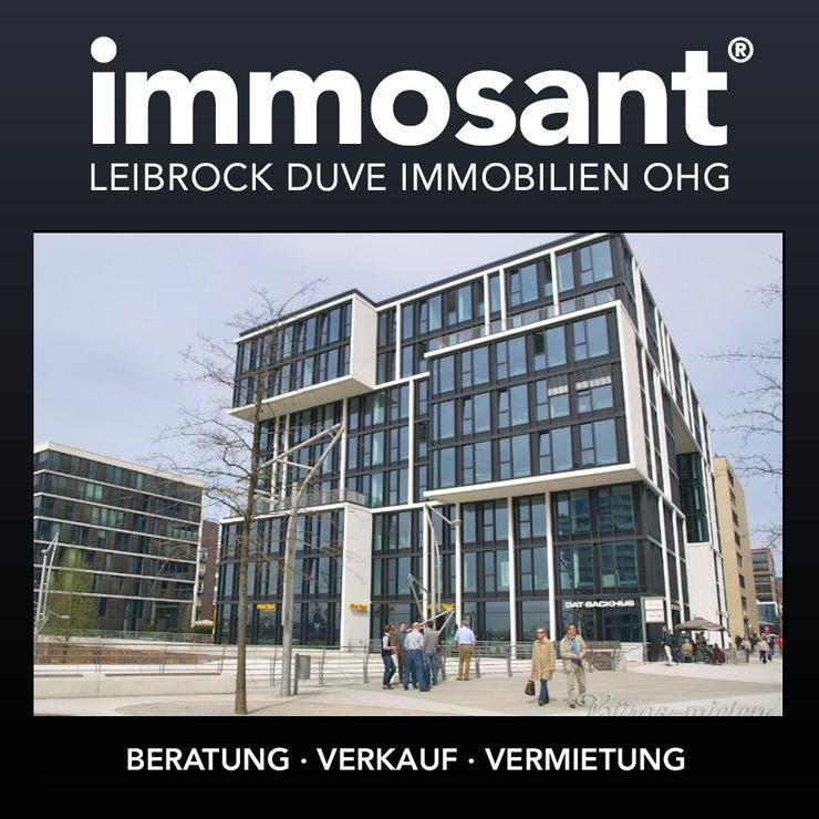 Top-Lage: Hamburg - HafenCity. Moderne Ausstattung. Provisionsfrei - VB12080 - Gewerbeimmobilie mieten - Bild 1