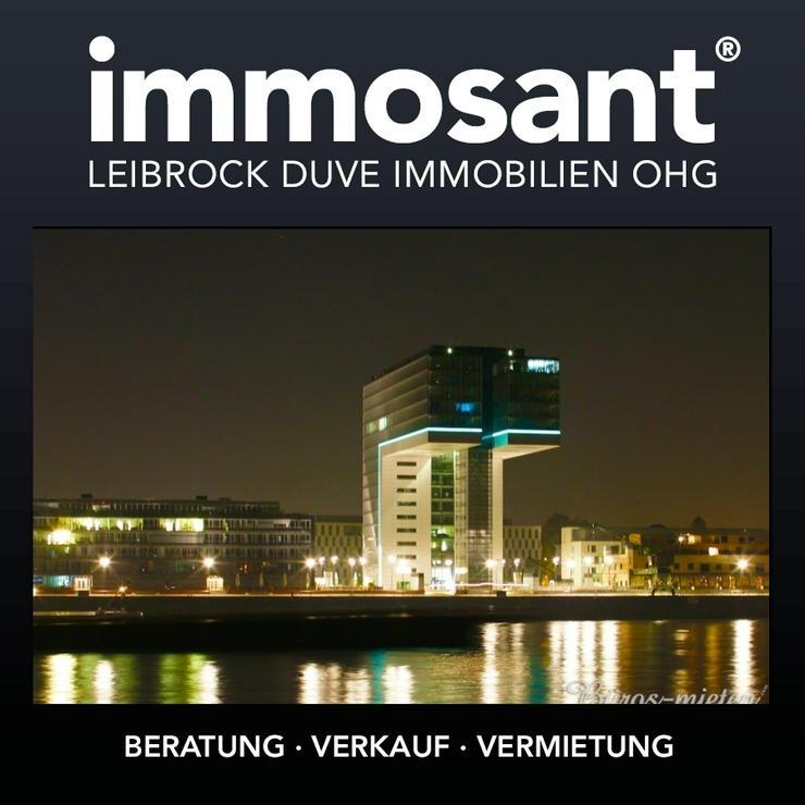KRANHAUS EINS - Flexible Büroräume in Top-Lage - Moderne Ausstattung. PROVISIONSFREI - V...
