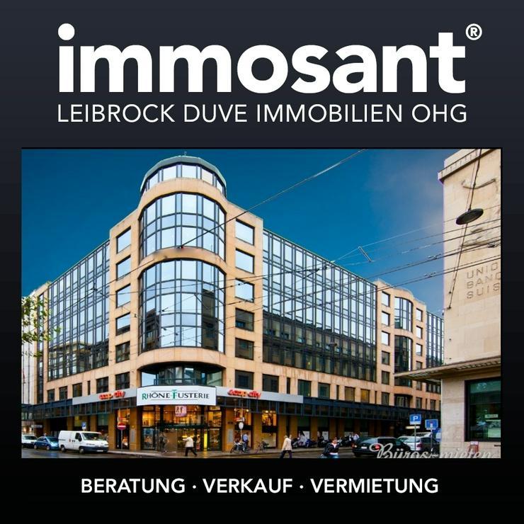 Bild 1: Top-Lage: Geneva Rue du Rhone - Modern - Flexible Laufzeit - Provisionsfrei - VB12155