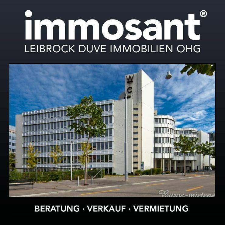 Top-Lage: Zurich World Trade Centre - Modern - Flexibel - Provisionsfrei - VB12160